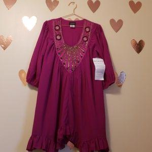 Ashro dress size medium